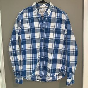 Aeropostale Men's S Button Shirt